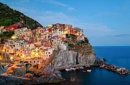 Media pensión en Cinque Terre (desde 2 noches)