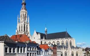 Dîner et découverte de la ville de Breda en famille (à partir de 2 nuits)
