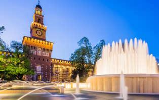 City-trip avec spa aux portes de Milan