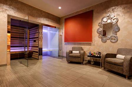 Bienestar y spa en un hotel de diseño de Milán