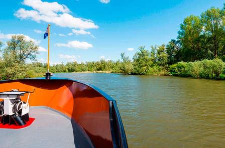 Cultureel weekendje weg met rondvaart door de prachtige Biesbosch