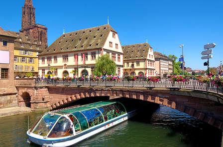 Escapade Alsacienne aux portes de Strasbourg