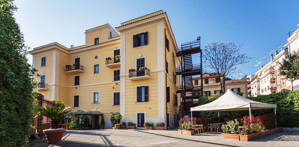 Romoli hotel h tel de charme rome - Hotel de charme rome ...