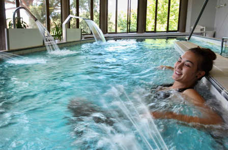 Escapada con acceso a la piscina termal y ducha circular en Caldes de Montbui