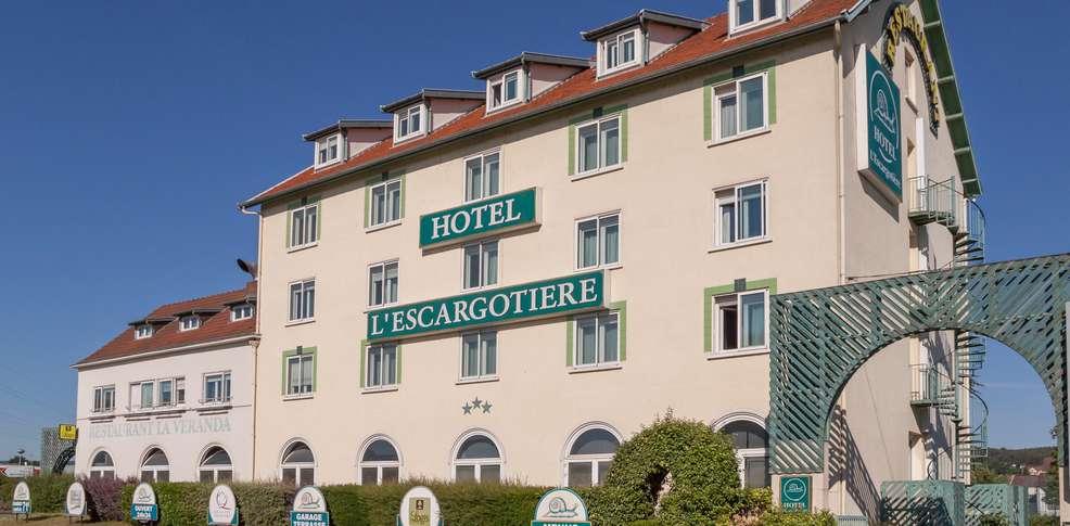 H tel l 39 escargoti re h tel de charme chenove for Reservation hotel pas chere