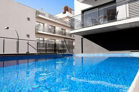 Week-end avec spa en demi pension à Lloret de Mar