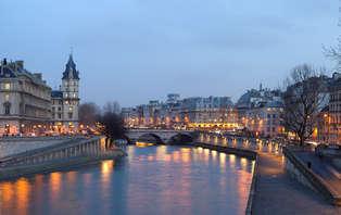 Week-end avec dîner croisière à Paris
