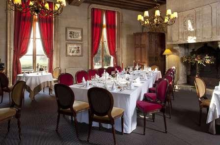 Séjour avec dîner dans un superbe château près de Paris