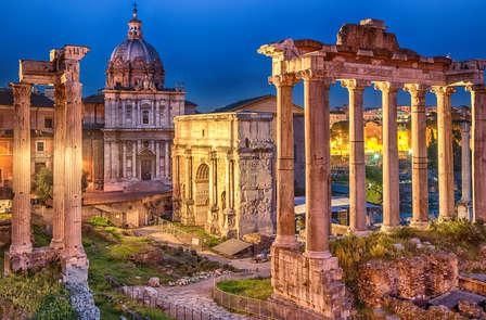 San Valentín: Vive la magia de Roma con tu media naranja