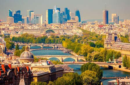 Suite 4* au cœur de Paris