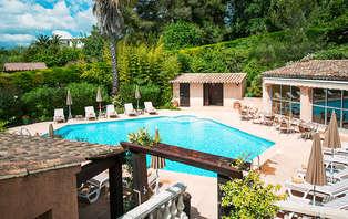 Offre spéciale : Week-end à deux près de Cannes (2 nuits minimum)