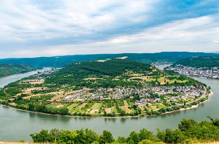 Heerlijke ontspanning en een prachtige omgeving aan de Duitse Rijn