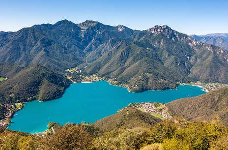 Weekend in Trentino con escursione in mountain bike e cena locale