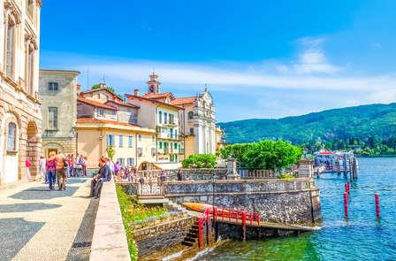 Soggiorno con la tua dolce metá a un passo dal Lago Maggiore
