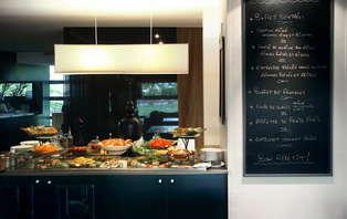 Week-end détente avec dîner à 1h30 de Paris