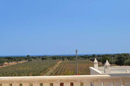 Un weekend da sogno in agriturismo rurale con cena in Puglia