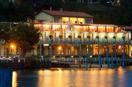 Percorso benessere e relax sul Lago d'Iseo (non rimborsabile)