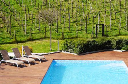 Week-end détente dans le Brabant wallon avec piscine extérieure
