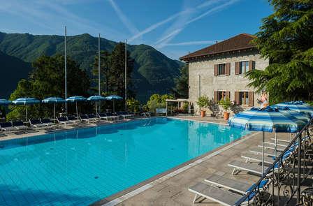 Bien-être & dîner 6 services sur les rives du lac de Lugano (à partir de 3 nuits)