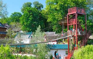 Geniet van cultuur en natuur in het prachtige Bergen en bezoek het bekroonde dierenpark Pairi Daiza
