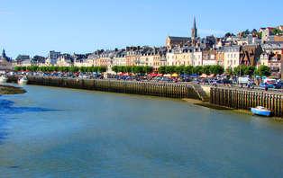 Offre spéciale : week-end avec dîner près de Deauville
