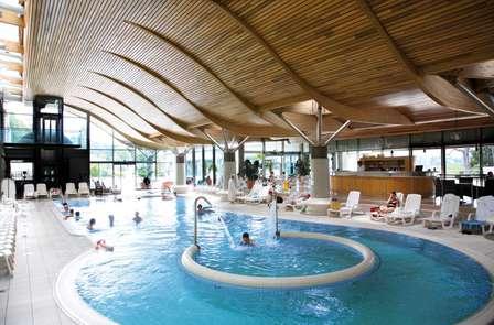 Week-end avec accès au SPA thermal, à côté du lac du Bourget au coeur d'Aix les Bains