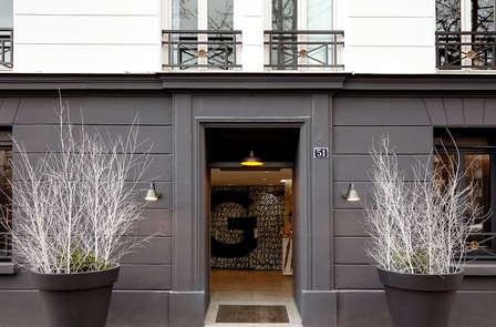 Week-end in un hotel di design vicino agli Champs-Elysées