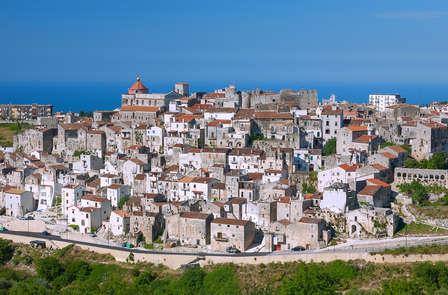 Puglia e passione: scopri Vico del Gargano