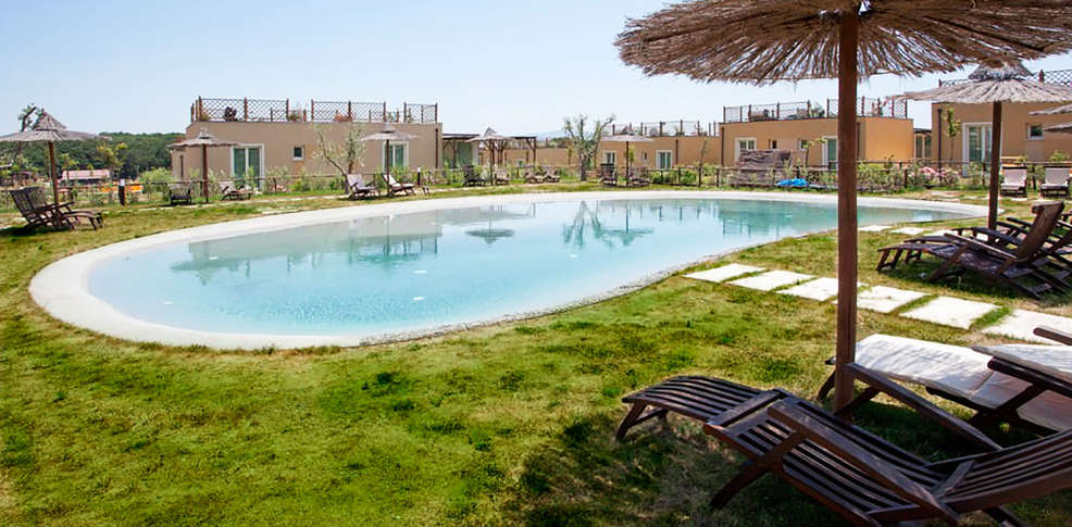 H tel toscana biovillage h tel de charme cecina for Reservation hotel pas chere