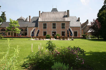 Gastronomie et vie de château au coeur de la Wallonie