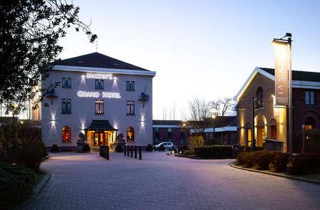 Nuit de luxe dans l'un des plus beaux décors de Wallonie