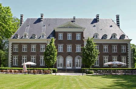 Overnacht in een prachtig kasteel in Limburg en ga shoppen in Maastricht en Maasmechelen