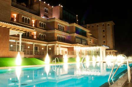 Granada de Lujo con Spa y Cena al mejor precio (desde 2 noches)