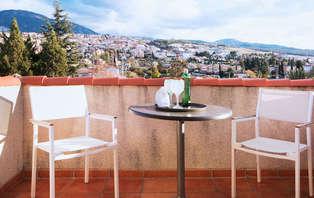 Especial Ciudades Monumentales: Vive Granada de Lujo con Spa y Cena (desde 2 noches)