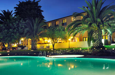 Oasis de lujo en Alghero