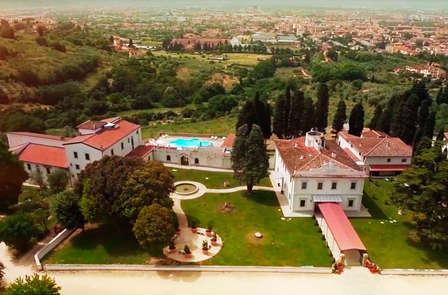 Romantisch uitje in een Renaissance-villa in Florence