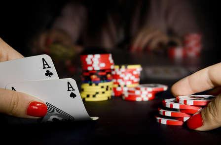Soirée casino au bord de l'Océan