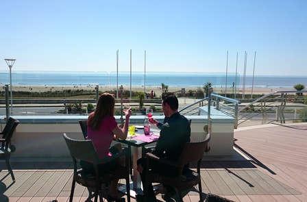 Casino et romantisme en bord de mer