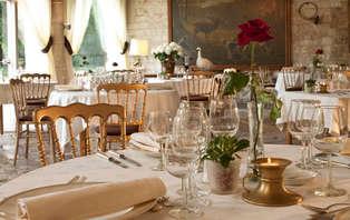 Offre spéciale : Week-end avec dîner dans un château près de Saint-Omer