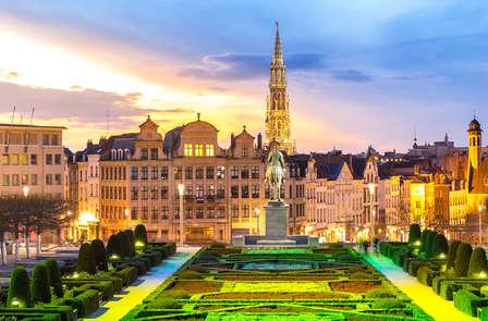 Gourmandise et détente à Bruxelles