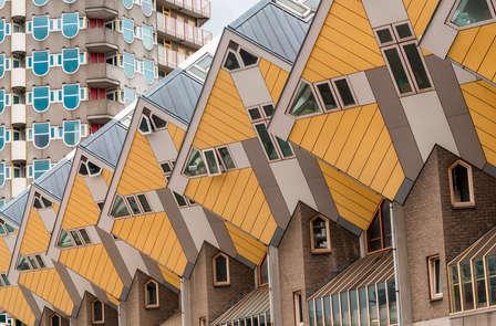 Ontspannen verblijf in wereldstad Rotterdam (vanaf 2 nachten)