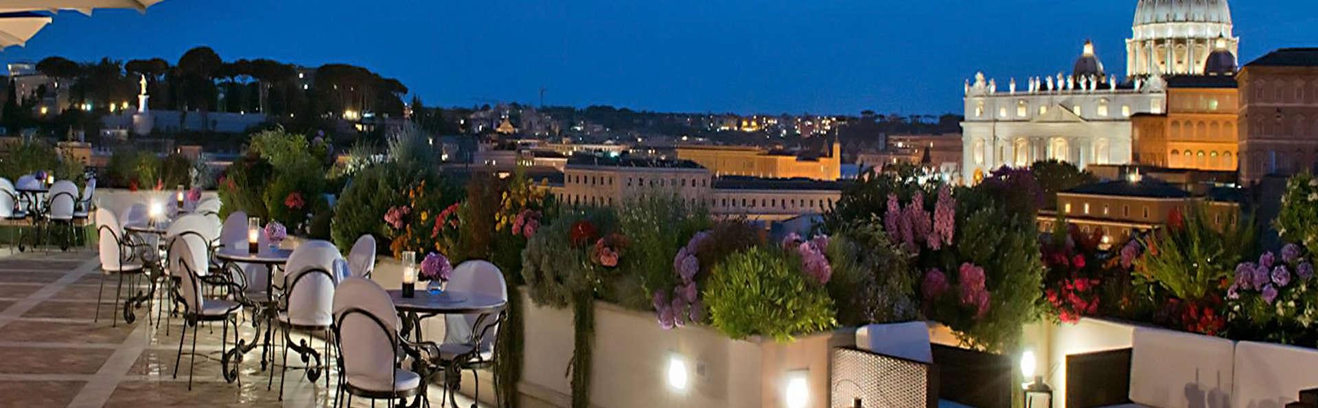 Week end romantique rome avec 1 bouteille de vin mousseux pour 2 adultes partir de 103 - Week end romantique rome ...
