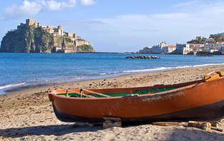 Gun jezelf een moment van ontspanning in het hart van Ischia