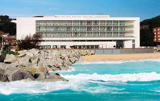 Relax en primera línea de playa en la costa del Maresme (desde 2 noches)