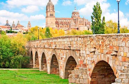 Alla scoperta delle meraviglie di Salamanca (da 2 notti)