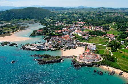 Sabores del norte acompañados de champán en la costa de Cantabria (desde 2 noches)