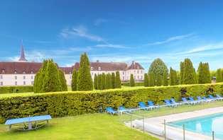Offre spéciale : Séjour en famille dans un château de Bourgogne (4 nuits au prix de 2)