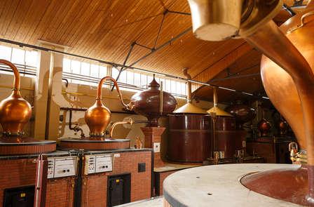 Week-end détente près du port d'Honfleur avec visite de distillerie et dégustation de Calvados