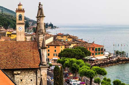 Note romantiche al Lago di Garda con cena (da 2 notti)