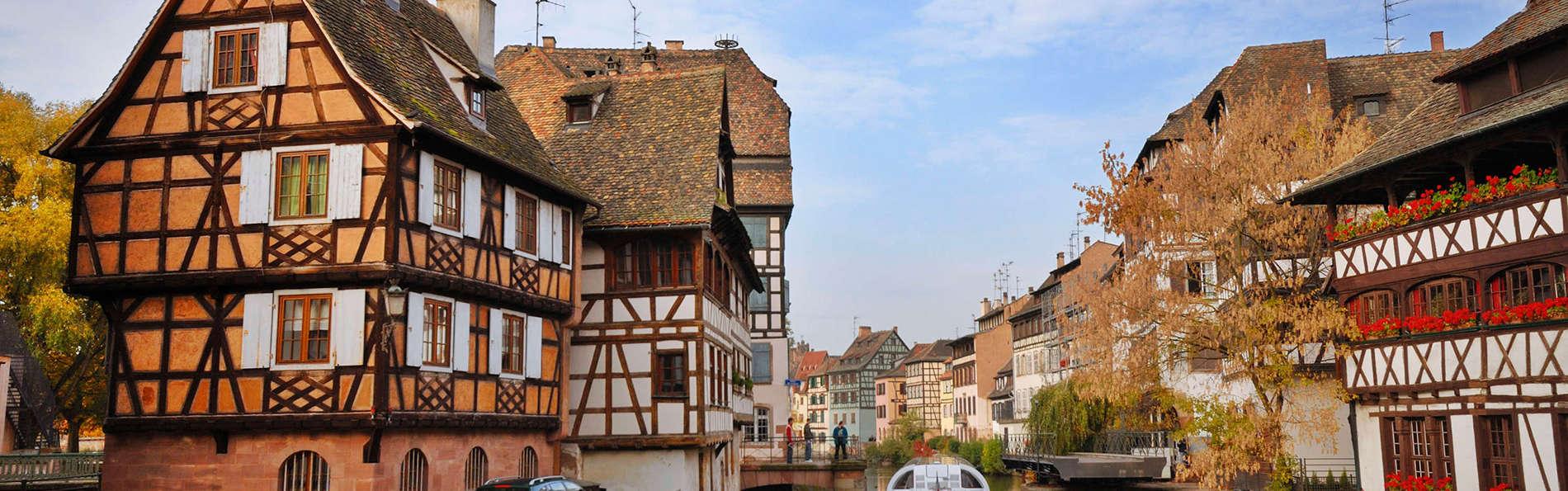 Week end d couverte dans les villes europ ennes strasbourg for Salon mer et vigne strasbourg 2017